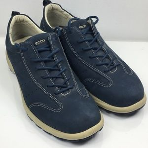 NWOT ECCO Leather Sneakers Made in Portugal 🇵🇹